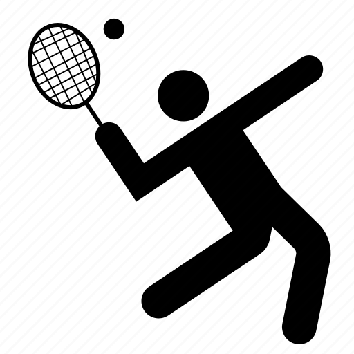 player, playing tennis, racket, sport, sports, tennis icon