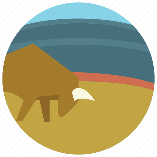 Arena, bull, danger, ring, sports icon - Download on Iconfinder