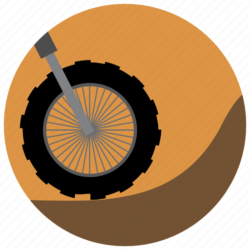 bike, dirt, race, sports, stunts icon