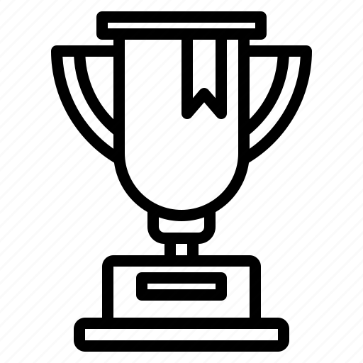 award, cup, trophy, victory icon