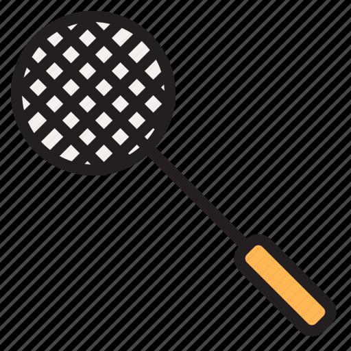 badminton, equipment, game, sports icon