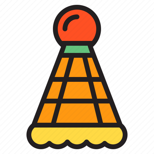 Badminton, equipment, game, sports icon - Download on Iconfinder