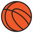 basketball, equipment, game, spor, ts icon