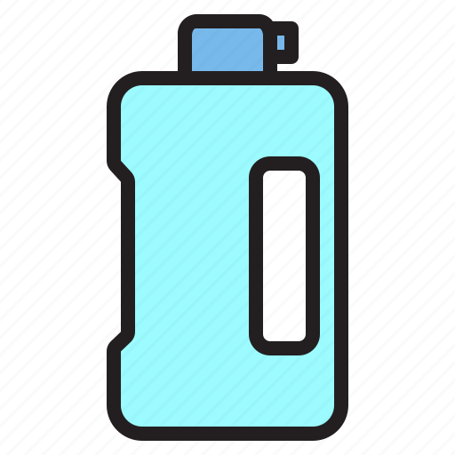 bottle, equipment, game, sports icon