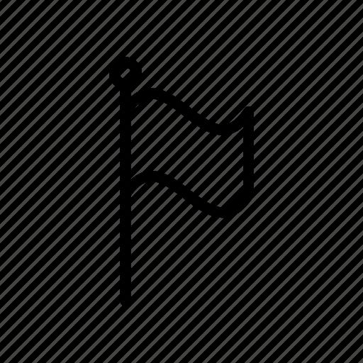 Flag, game, sign, sport, waving icon - Download on Iconfinder