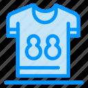 football, player, referee, shirts, soccer