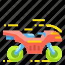 bike, motorbike, motorcycle icon