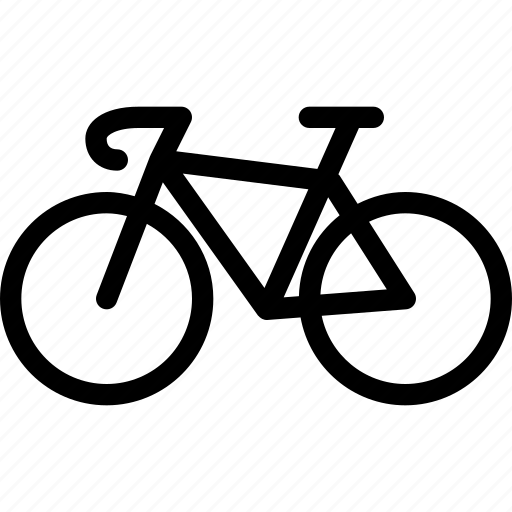 bike, cycling, exercise, sports, training icon