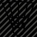 badminton, game, play, shuttlecock, sport icon