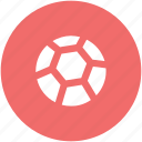 ball, field ball, football, goal ball, soccer ball, sport, sports equipment icon