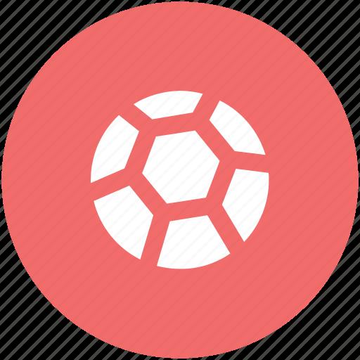 ball, field ball, football, goal ball, soccer ball, sport, sports equipment icon