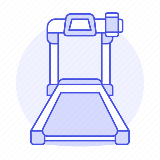 2, center, club, equipment, exercise, fitness, gym, sports, treadmill icon