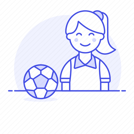 2, ball, female, football, member, player, shirt, soccer, sports, t, team icon