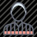 arbitrator, match referee, match umpire, sports officialiating, umpire icon