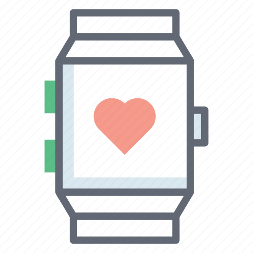 fitness band, fitness device, fitness tracker, health band, health tracker icon