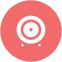 aim, bullseye, dartboard, goal, shooting target, target icon