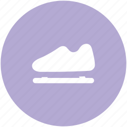 ice blading, ice skates, inline skates, skates, skates shoes, skating boot icon
