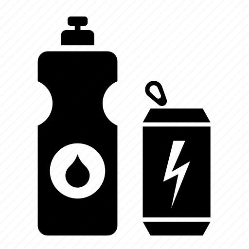 bottle, can, canteen, soda, sport, sports, water icon