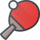 fittness, pingpong, sport, sports, table, tenis icon