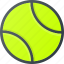 ball, fittness, sport, sports, tenis icon