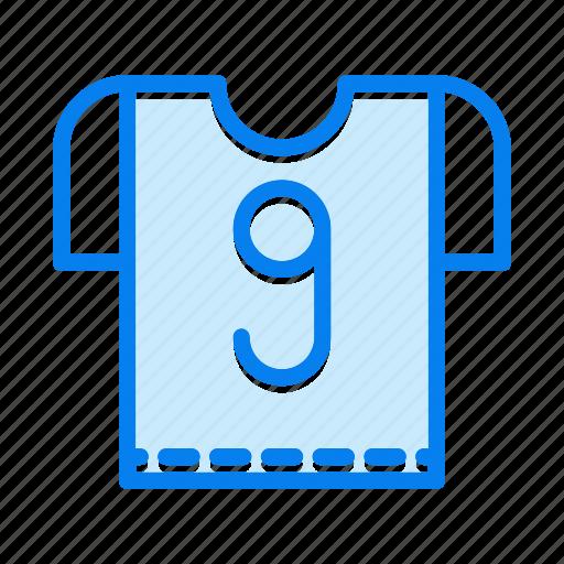clothes, equipment, shirt, sport, weaar icon