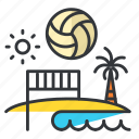 beach, olympics, volleyball, sports