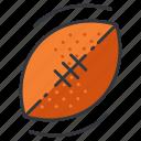 ball, football, sports