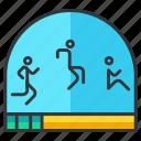 jump, long, olympics, sports