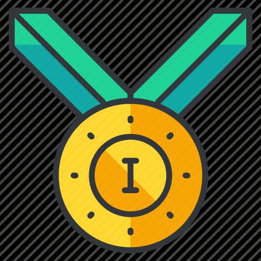 Medal, prize, reward icon - Download on Iconfinder