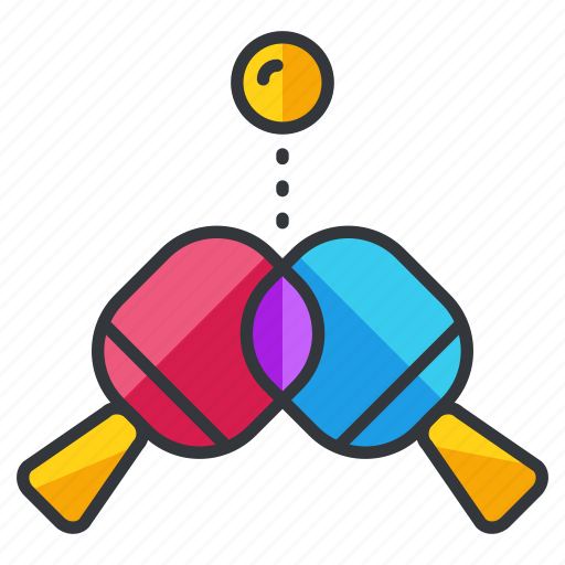 Ping pong, sports, table, tennis icon - Download on Iconfinder