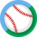ball, baseball, mintie, sport icon