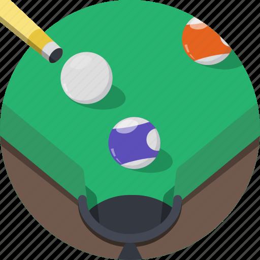 balls, mintie, pool, snooker, sport icon