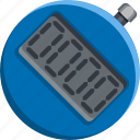 clock, digital, mintie, sport, stop, watch icon