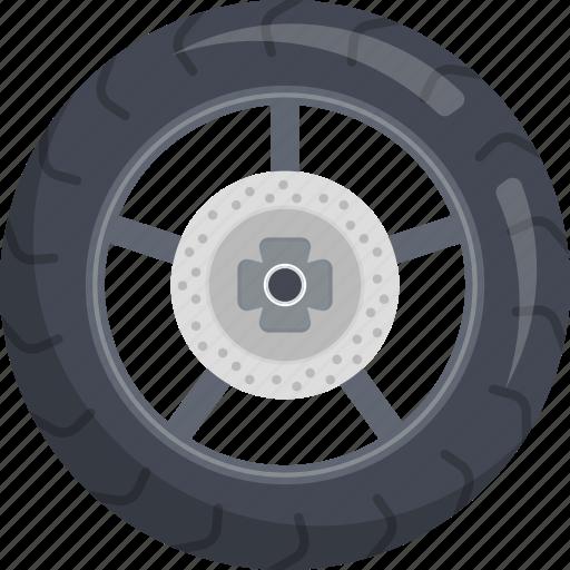 bike, car, motorsports, sports, tyre, wheel icon