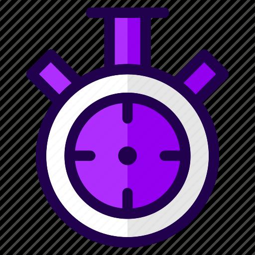 alarm, alert, clock, stopwatch, time, timer, watch icon