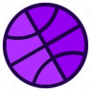 ball, basket, basketball, games, olympics, play, sports icon