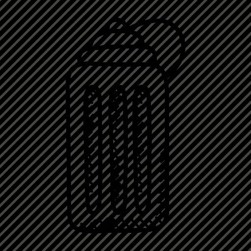drink bottle, lid bottle, plastic bottle., sports bottle, water bottle icon