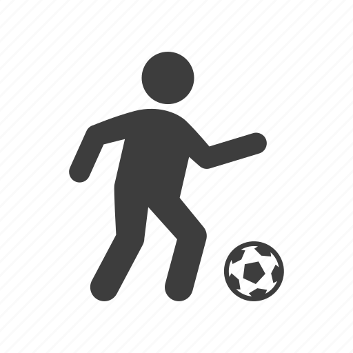 Football, footballer, soccer, sport icon - Download on Iconfinder