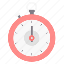 alarm, alert, stopwatch, time icon