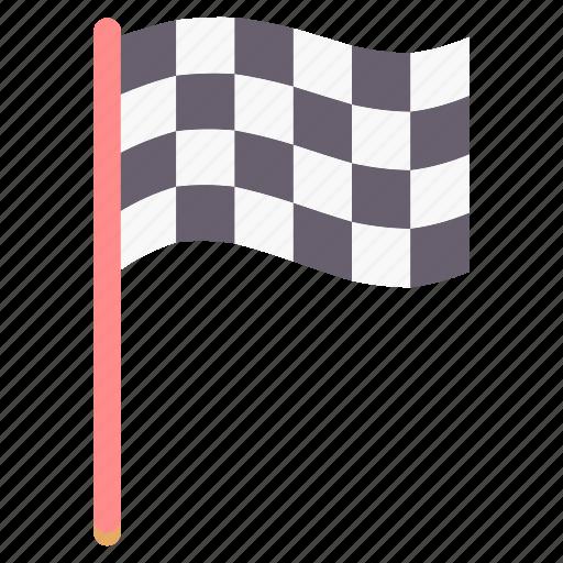 chess, flag, sports icon