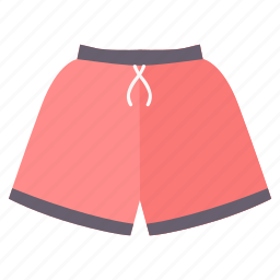 clothes, fashion, nicker, shorts, sportswear icon