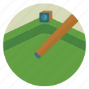activities, athletic, billiard, billiards, corner, cue, cue stick icon