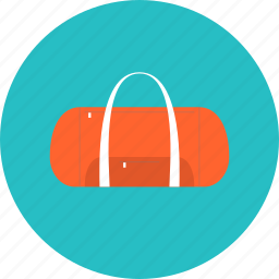 accessory, bag, baggage, equipment, fitness, gym, sport, training icon