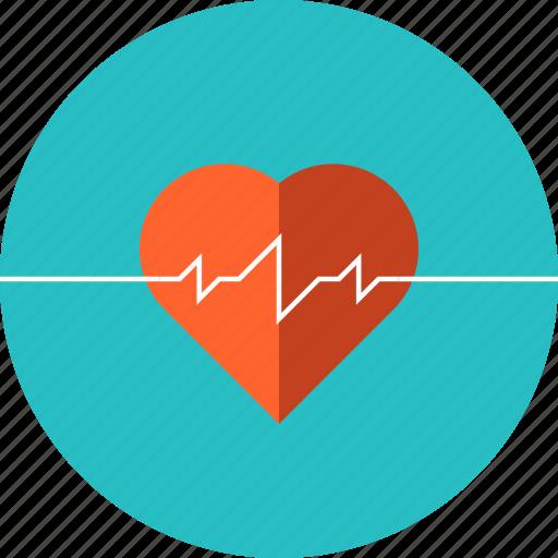 cardiogram, health, healthcare, heart beat, heartbeat, life, medicine, pulse icon