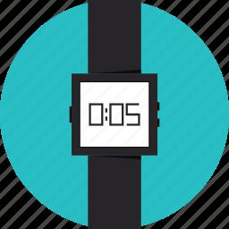 chronometer, clock, countdown, stopwatch, time, timer, watch, wristwatch icon