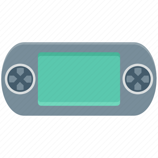 game pad, game remote, joypad, psp, video game icon