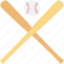 baseball bat, game, baseball, baseball equipment, sports