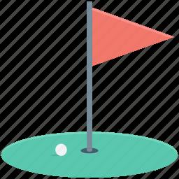 golf, golf club, golf course, golf flag, sports icon