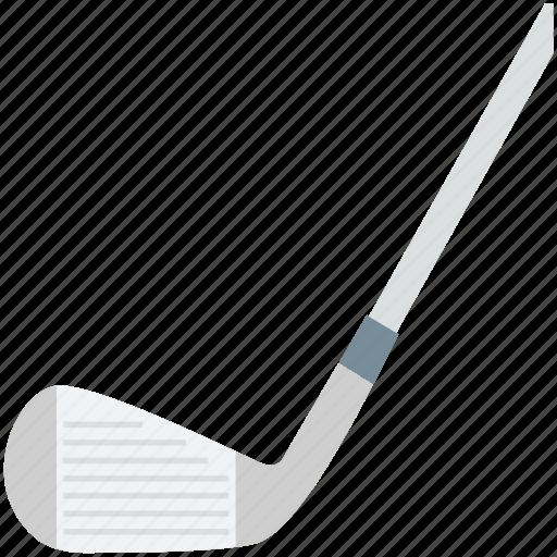 game, golf club, golf putter, golf stick, sports icon
