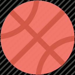 basketball, dribbble ball ball, game, sports icon